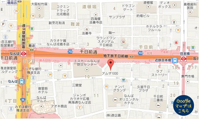 広域マップ(Google Map)