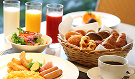 【キャンセル・変更一切不可】早めのご予約がオトク!21日前までのご予約特別料金!〜朝食付〜