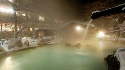 泡の湯大露天風呂