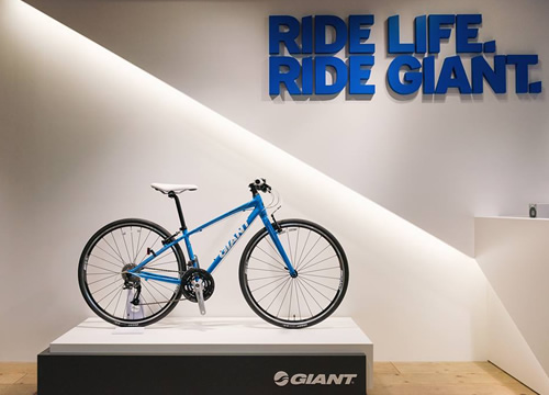 GIANT 世界一の自転車メーカーのサイクルプロショップ