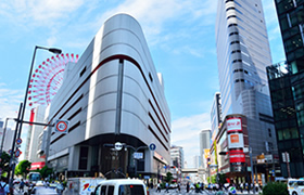 梅田東通商店街