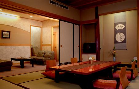 上山田ホテル 客室例