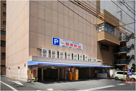 アミティー・西川駐車場