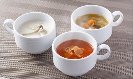 選べるスープ