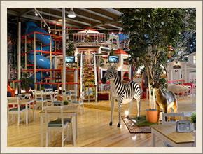 Picnic Cafe WANGAN-Zoo Adventure