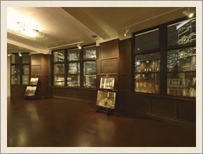 旧東京中央郵便局長室