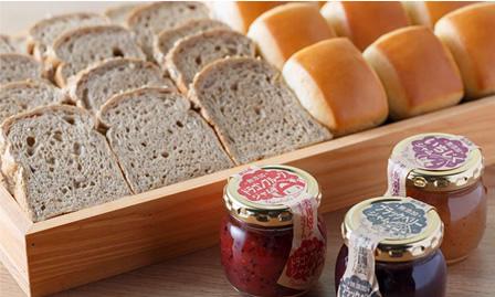 もっちり天然酵母パン
