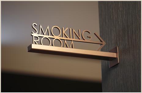 2F 喫煙室
