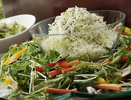 東京の野菜、下町の味。
