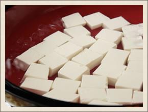 小松屋の豆腐