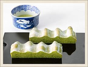 マウントバーム 和菓子の芽 「お抹茶」