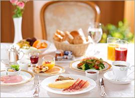 【選べる朝食付】Bed & Breakfast【ブッフェor定食】