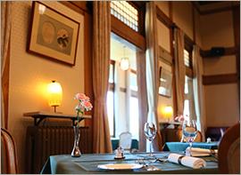 おかえりメインダイニングルーム【量より質重視の方に】奈良旅好日プラン 特別フレンチコース