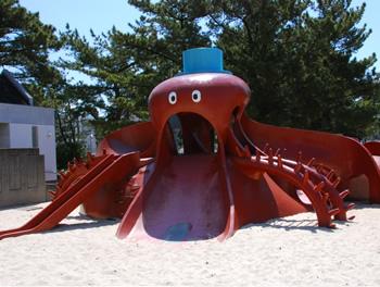 白浜海岸公園