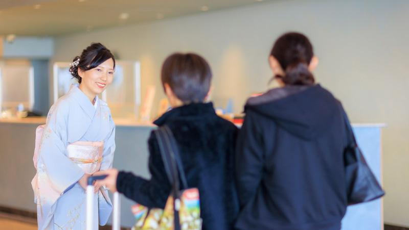 ホテル三楽荘サービス向上女子力