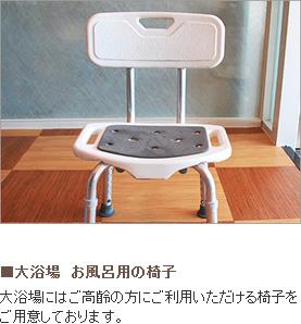 大浴場 お風呂用の椅子