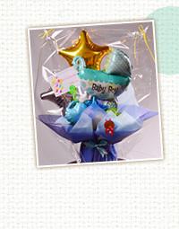 お誕生日にかわいいバルーンをプレゼント!