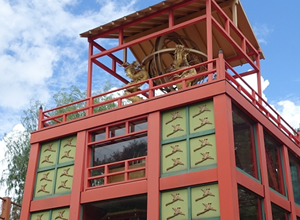 諏訪湖時の科学館儀象堂