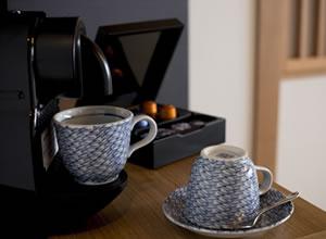 珈琲・紅茶セット