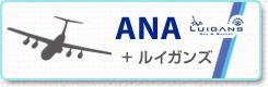 ANA航空券と宿泊セット