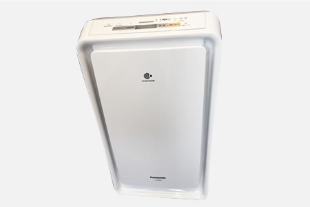 加湿器機能付空気清浄機