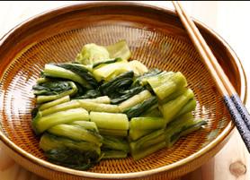 野沢菜漬(一皿)