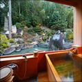 本館庭園露天風呂付き和洋室